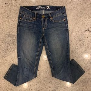 Seven 7 Jeans Capris GREAT CONDITION